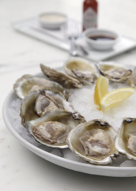 New Zealand Bluff Oysters, Soul Restaurant, South Island ~ #Kaimoana