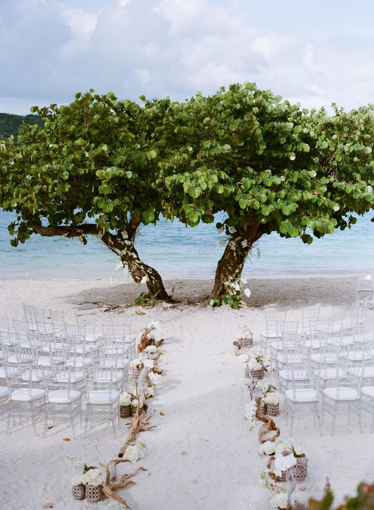 Photography: Sylvie Gil Photography - sylviegilphotography.com  Read More: http://www.stylemepretty.com/2015/01/24/tropical-and-glamorous-wedding-at-st-thomas-ritz/