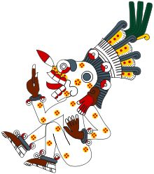 Mictlantecuhtli - Wikipedia, the free encyclopedia  Aztec death God