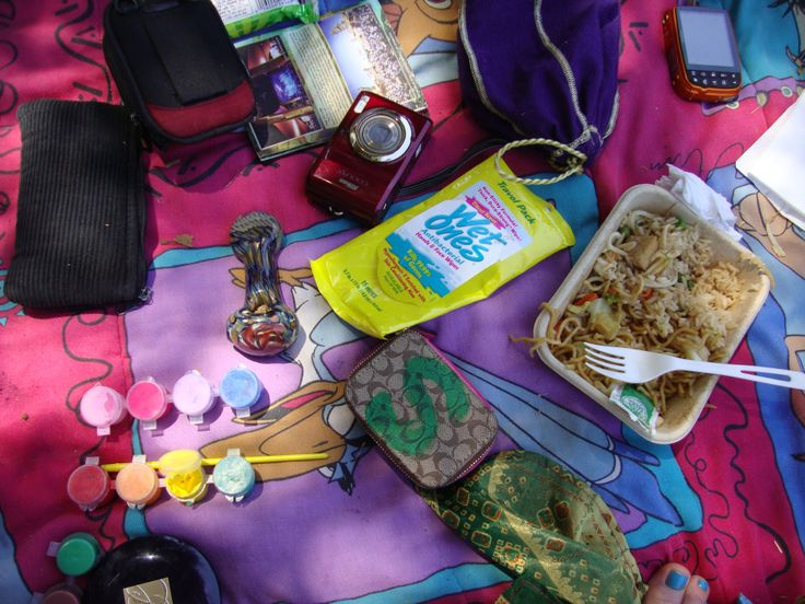 Your Outdoor Festival Camping Checklist