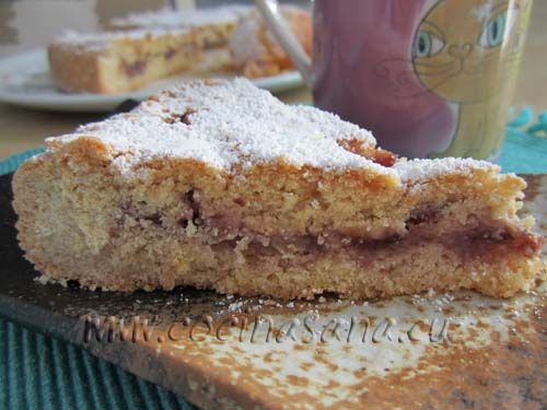 La Crostata de mi Abuela: la mejor pastaflora del mundo! on http://www.cocinasana.eu
