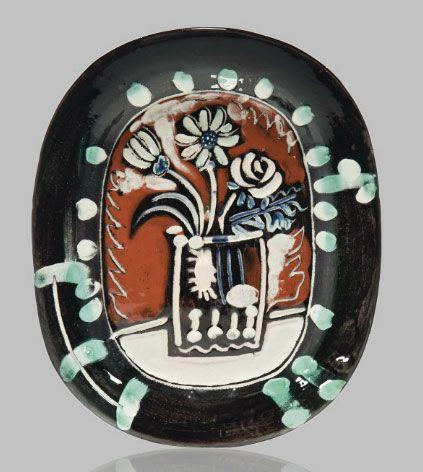 Pablo Picasso Ceramics: The Madoura Collection