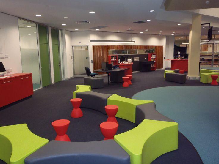 Library Refit - James Cook University