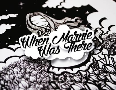 """Consulta mi proyecto @Behance: """"When Marnie Was There"""" https://www.behance.net/gallery/25761081/When-Marnie-Was-There"""