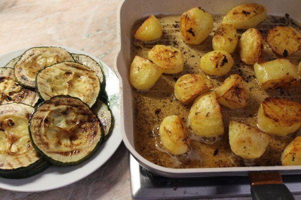 grill burgonya