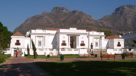 'F*ck White People' art not racist, rules South Africa magistrate https://tmbw.news/fck-white-people-art-not-racist-rules-south-africa-magistrate  A Cape Town magistrate's court has ruled that an art poster with the words F*ck White People scrawled all over it is not racist or that it amounts hate speech since it seeks to address the problems caused by a white-dominated society.The poster, covered in the words F*ck White People, all in capital letters, along with a chair and a pair of golden…