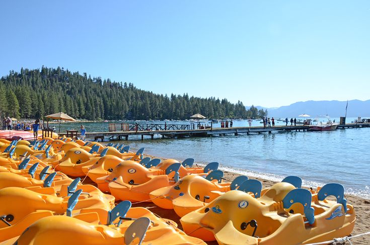 South Lake Tahoe, a world class destination for people around the world is not only known for some of the best skiing in the world, but has an amazing variety of beaches for everyone to enjoy in th…