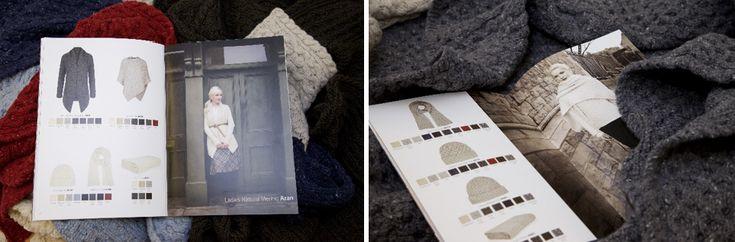 Irelands Eye Knitwear Brochure