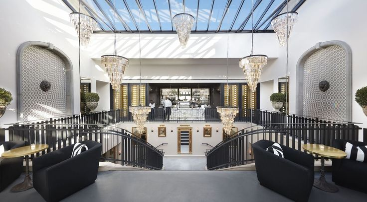 Restoration Hardware Just Opened A Mansion in Palm Beach and You're Going To Want To Move In - HarpersBAZAAR.com