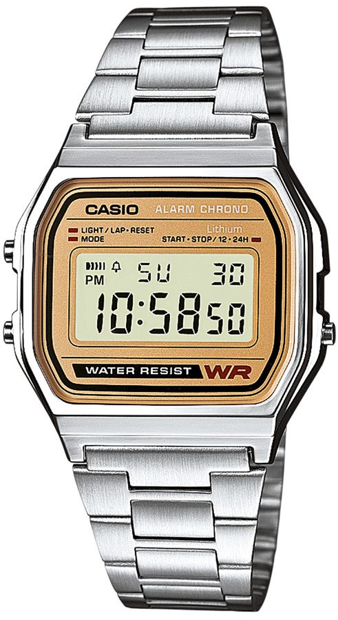 Zegarek męski Casio A158WEA-9EF - sklep internetowy www.zegarek.net