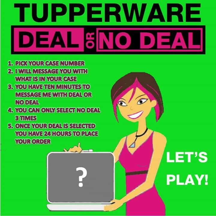 Tupperware Party Game - Streetdirectory.com