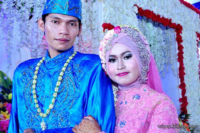 Wisnu Art's Photographer Indonesia: Foto Wedding Titin & Saep - Sesi Foto Wedding || F...