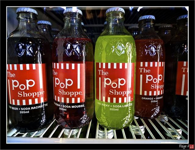 Pop Shoppe Pop