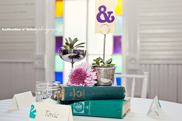 Another Ampersand Centerpiece