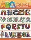 Cross Stitch ABC for Kids.