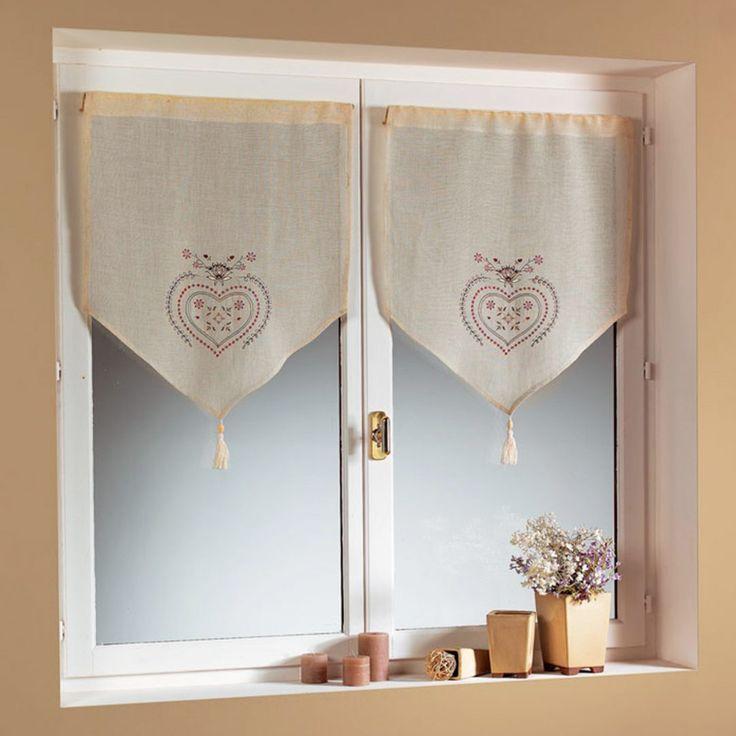 17 mejores ideas sobre cortinas para la cocina en pinterest ...