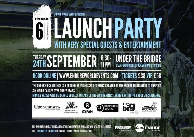 Launch Event Invitation images