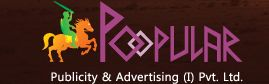 Looking for best advertising agencies in Mumbai.Just visit popularadvt.One of the basic aims in designing a logo for the company and business is to get the brand recognition.For more details to click here.