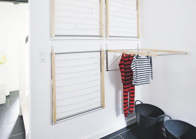 laundry room diy drying room ikea hack
