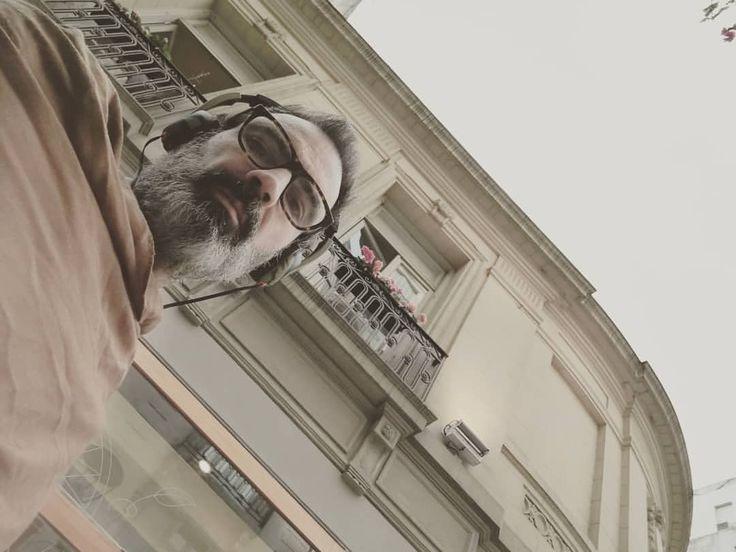 """""""Porque tú crees que el tiempo cura y que las paredes tapan, y no es verdad, no es verdad"""" #bodasdesangre #lorca #federicogarcialorca #selfie #wired #instaselfie #beardedselfie #wanderer #urbanstories..."""