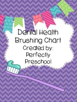 This freebie is great for dental health month. Children just color or place a sticker on the day and night pictures  for each time that they brush their teeth. Thank you for downloading. Feedback is always appreciated!