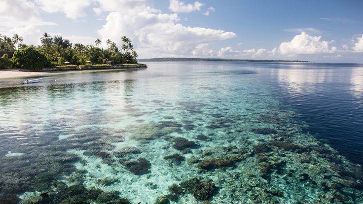 Menjelajahi keindahan Pulau Tomia di Wakatobi