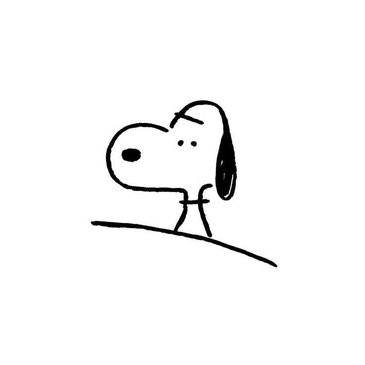 "Yu Nagaba on Instagram: ""Snoopy. #snoopy #yunagaba #kaerusensei #長場雄 #art"""