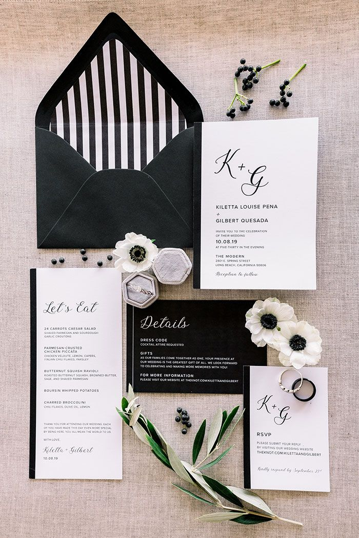 Wish Upon A Wedding Proves With Love Anything Is Possible In 2020 Modern Wedding Reception Invitation Inspiration Invitations