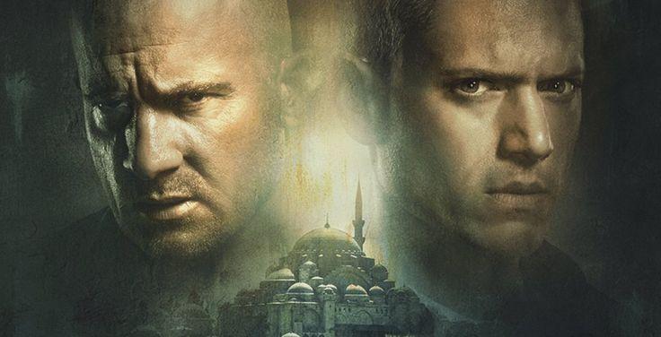 """""""Prison Break"""" Event Series Escapes Onto Blu-ray & DVD June 27"""