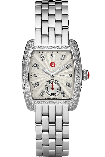 #Michele Urban Mini #Diamond, Diamond Dial #womens #ladies #watch #watches #fashion #accessory #April