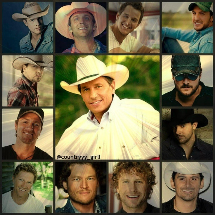 Great country men...just how I like them