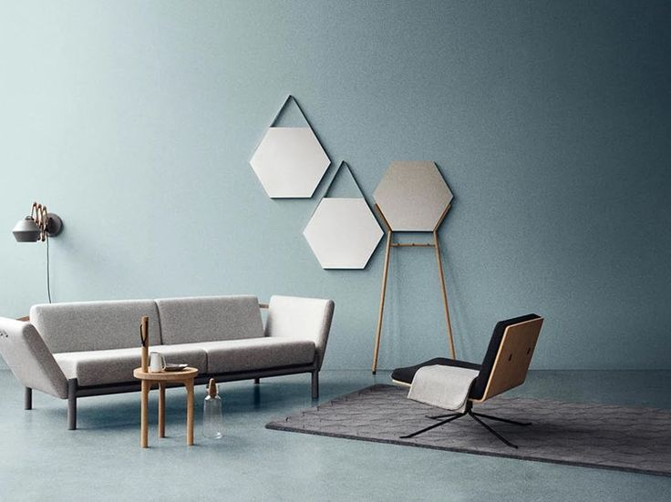 Vora wall mirror  Interior wishes  Pinterest  Wall