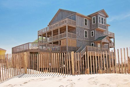 Beach house in Rodanthe, we love to rent after Labor Day, prices are great