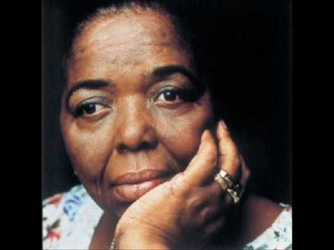 """Cesaria Evora - Saudade   - is a portuguese and galician word for a feeling of nostalgic longing for something or someone that one was fond of and which has been lost. It often carries a fatalist tone and a repressed knowledge that the object of longing might never really return. It was once described as """"the love that remains"""" or """" the love that stays"""" after someone is gone."""