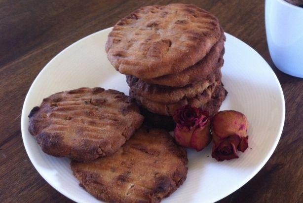 Glutenvrije koekjes van rijstmeel