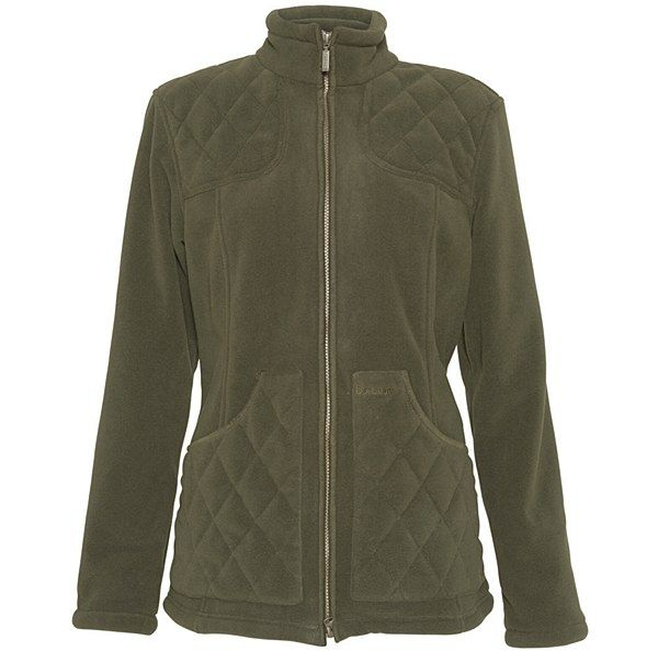 Barbour Dunmoor Ladies Fleece Jacket £169.00