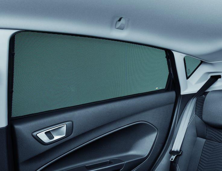 Ford Fiesta - Tendine parasole