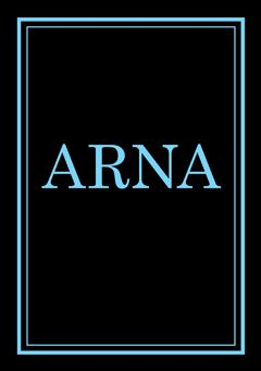 ARNA 2009. The Journal of the University of Sydney Arts Students Society.    A year after its 2008 resurrection from the archives, ARNA is back to stimulate and literate with analytical essays of depth and insight, creative stories of humour and intelligence, poetry of loss and of love, social commentary and reflective satire.