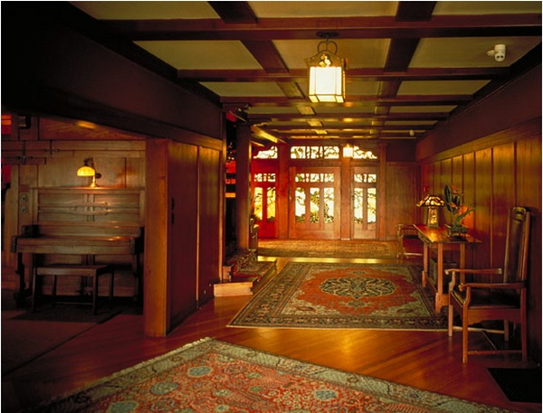 Gorgeous Rugs In This Arts U0026 Crafts Home · Craftsman Style HomesCraftsman  ...
