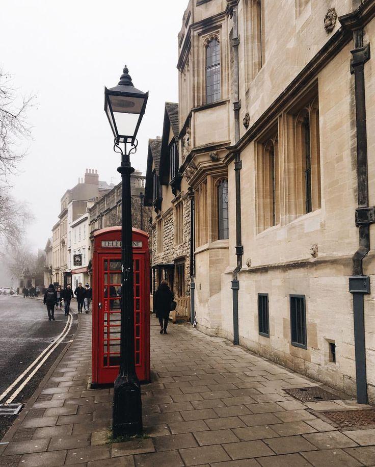 Oxford – Oxfordshire, England