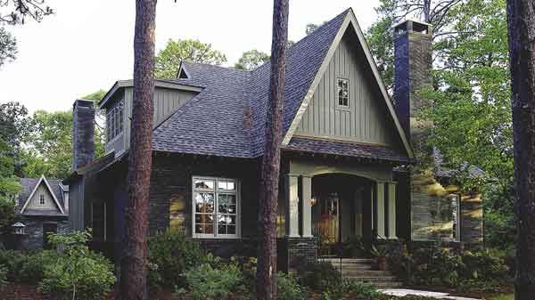 cottage southern living house plans dream house pinterest house