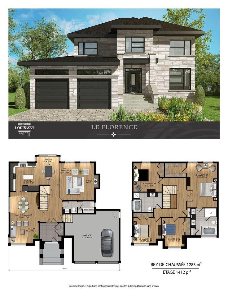 Maison 2 étages à vendre à Blainville. Jetez-y un coup d'oeil! – Maison 2 étages à vendre à Blainville. Jetez-y un coup d'oeil!