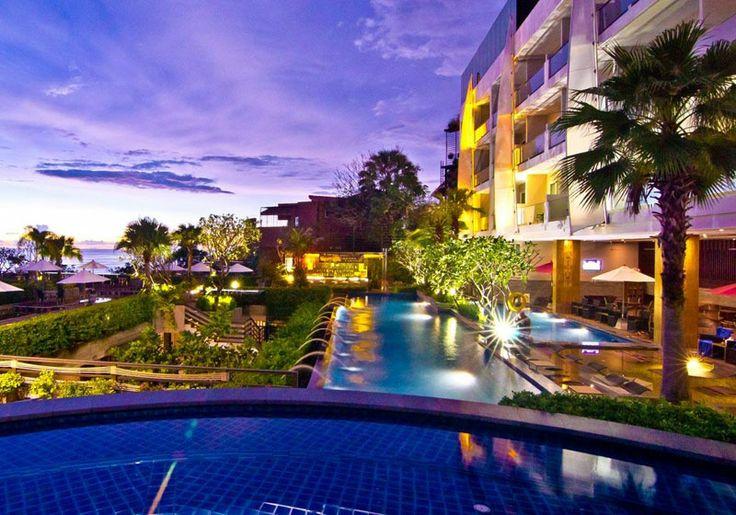 Phuket : Sea Sun Sand Resort Spa Exterior