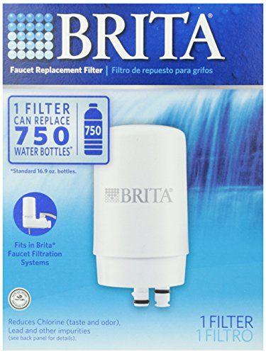 Brita On Tap Replacement Water Filter Cartridge - Deal Summer http://dealsummer.com/brita-on-tap-replacement-water-filter-cartridge/