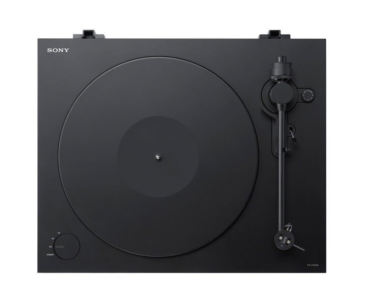 Sony turntable CES2016