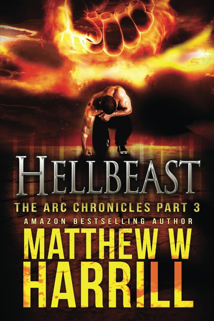 Book Review: Hellbeast (ARC 3) by Matthew W. Harrill | Jo Rodrigues, a layman's kind of Author!