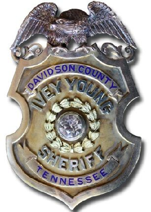 Davidson county sheriff TN