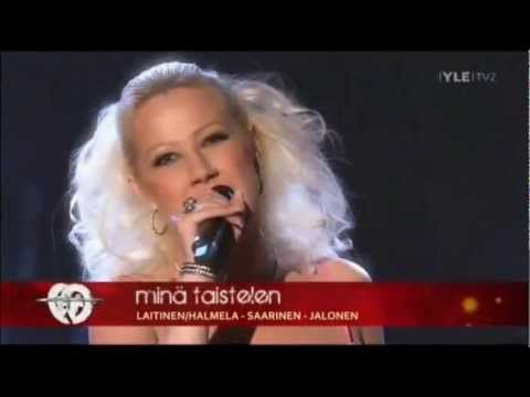 Sari - Hellsten - Minä Taistelen