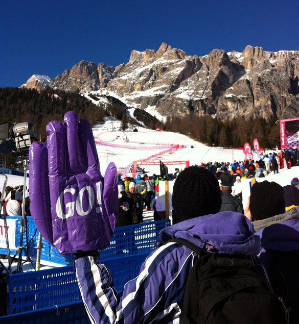 Weekend Milka a Cortina, la Coppa del Mondo di Sci vista da vicino