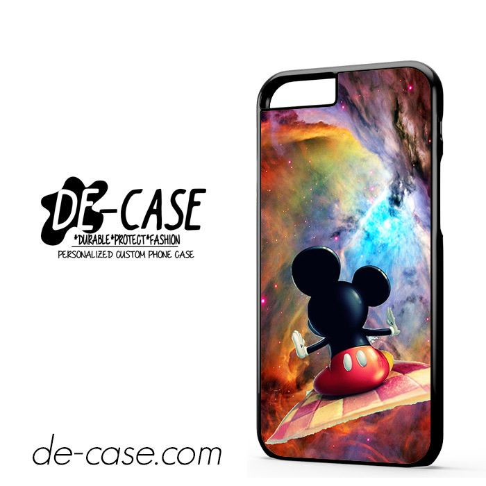 Mickey Mouse Flying With Carpet DEAL-7204 Apple Phonecase Cover For Iphone 6 / 6S